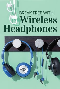 Once you experience the freedom of wireless headphones, you may find it hard to go back to wired listening.