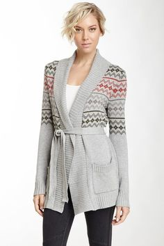 Open Front Cardigan by Suss