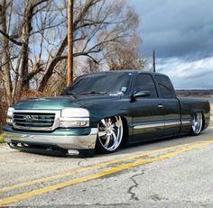 Bagged Trucks, Trucks Only, Gm Trucks, Cool Trucks, 85 Chevy Truck, Custom Chevy Trucks, Chevrolet Silverado 1500, Chevrolet Trucks, Dropped Trucks