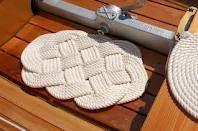 boat rope mats