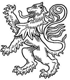 lion clip arts | Tournament Card Randomiser