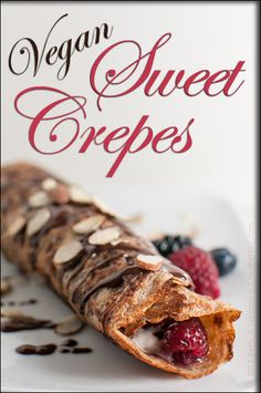 Vegan Sweet Crepes Thank you! These look fabulous. Can't wait to try the recipe