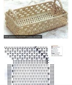 This Pin was discovered by Mar Crochet Case, Crochet Diagram, Crochet Gifts, Diy Crochet, Crochet Granny, Crochet Purse Patterns, Crochet Pillow Pattern, Crochet Handbags, Crochet Purses