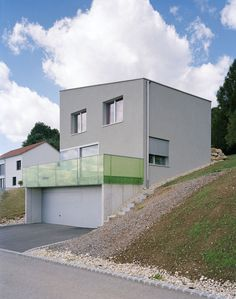 Residential House Saignelégier - Picture gallery