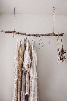 Clothes wrack DIY