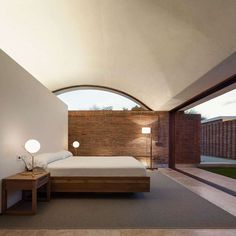 Casa IV satisfies in its simplicity and sophistication via architizer- interior, design