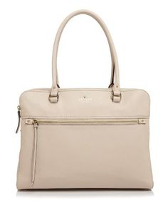 KATE SPADE NEW YORK Cobble Hill Kiernan Shoulder Bag. #katespadenewyork #bags #shoulder bags #hand bags #leather