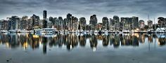 Image result for vancouver skyline images