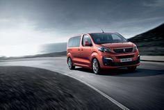 News: Peugeot Traveller - Jetzt mit mehr Wohn-Faktor Peugeot, Toyota, French Brands, Mexico, Vehicles, Car, Travel, Geneva, Campaign