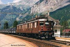 Trains, Swiss Railways, Paradis, Locomotive, Photos, Switzerland, History, Locs, Train