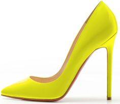 Christian Louboutin 2012 Yaz Ayakkabı Modelleri... .. . | Trends in Street