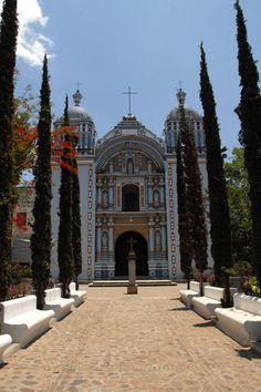 ***** Ocotlan de Morales, Oaxaca, Mexico