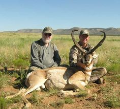 Not all antelope hunting is the same. There are many factors involved in choosing the correct pronghorn hunting outfitter, including trophy ...