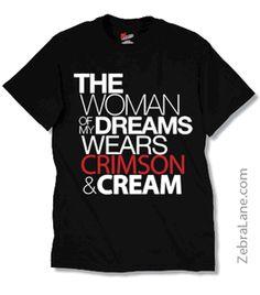Delta Sigma Theta spouse t-shirt Delta Girl, Alpha Phi Alpha, Cream T Shirts, Boomer Sooner, Delta Sigma Theta, Sorority Life, Best Wear, Greek Life, T Shirts For Women