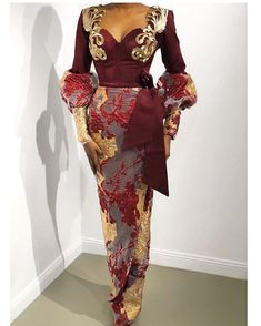 Adorable Asoebi Gowns to Rock - Vincisjournal African Fashion Ankara, Latest African Fashion Dresses, African Inspired Fashion, African Print Fashion, African Wedding Attire, African Attire, Nigerian Lace Styles, Mode Turban, Lace Gown Styles