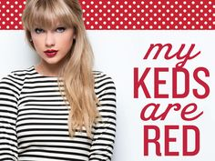 Win Limited Edition Taylor Swift Keds Shoes! | Win | MTV Asia