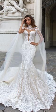 Crystal Design 2018 Wedding Dresses And#8211; And#8220;Royal GardenAnd#8221; ❤ See more: http://www.weddingforward.com/crystal-design-2018-wedding-dresses/ #weddingforward #bride #bridal #wedding