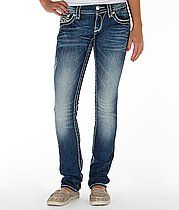 Rock Revival Bluebell Straight Stretch Jean - Women's Jeans in Bluebell Miss Me Outfits, Women's Jeans, Rock Revival, Hana, Stretch Jeans, Stretches, Give It To Me, Skinny, My Style