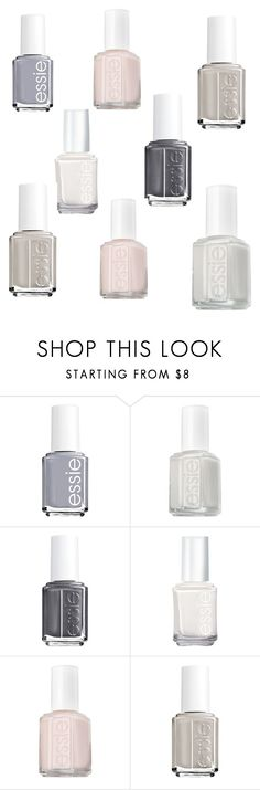 """Love"" by lifeissorosy ❤ liked on Polyvore featuring beauty and Essie"