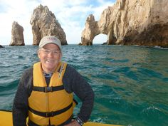 """The blue waters of the Sea of Cortez beckon on JOSEPH ROSENDO'S TRAVELSCOPE,  """"The Many Faces of Los Cabos, Mexico,"""" airing Oct.5 on PBS Hawaii."""