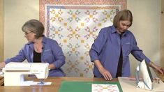 How to Make the Prairie Blossoms Quilt
