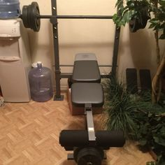 For Sale: Weight Gym for $60
