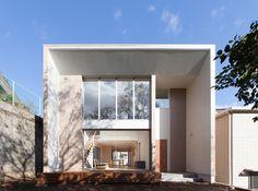 Casa en Funabashi / Koji Hatano Architects