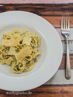 Fenchel-Pesto mit Mandeln | Rezept auf www.wallygusto.de