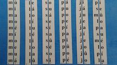 Jak nastartovat čtení a psaní v 1. třídě a nejenom to | prvnitrida.cz Kids Education, Periodic Table, Notes, Activities, Writing, School, Reading, Dyslexia, Early Childhood Education