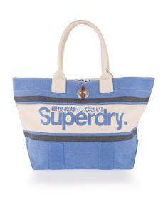 Superdry Brighton Tote Bag - Mens Sale - View All