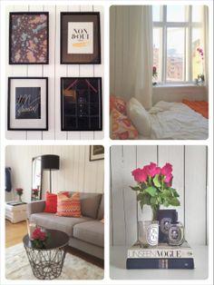 Interior. My apartment. Oslo 2014.