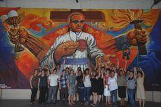 Oscar Romero. Sangue do nosso sangue. Sangue do sangue de Jesus.