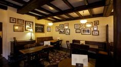 The George Inn, Southwark. Last remaining galleried inn in London. Stop for a drink and look while in the area.