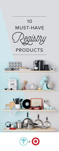 We've rounded up everything you need for your home to create your perfect wedding registry with the help of @target