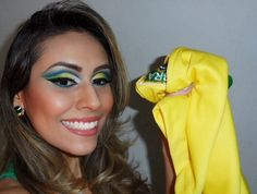 World cup BRASIL https://www.makeupbee.com/look.php?look_id=97787