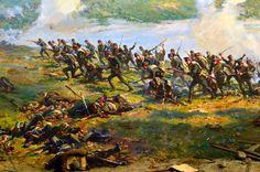 Zeki Tuncer: 1877 PLEVNE SAVAŞI / Panaroma