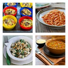 South Beach Diet Phase One Recipes Round-up for November 2012 (For anyone who wants #LowGlycemic or #LowCarb recipes for health, weight loss, or blood sugar control, these monthly round-ups have a lot of great finds!) [from Kalyn's Kitchen and other food blogs]