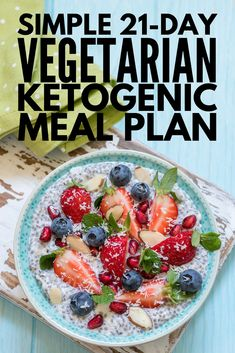 New to the ketogenic diet Check out this vegetarian keto meal plan for weight loss with 80 breakfast lunch dinner and snack recipes including fat bombs Indian dishes zucchini noodles spaghetti squash soups simple crockpot recipes dairyfree optionsand Keto Crockpot Recipes, Ketogenic Recipes, Diet Recipes, Snack Recipes, Vegan Keto Recipes, Bisquick Recipes, Cooking Recipes, Keto Foods, Pork Recipes