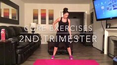 Prenatal AB Exercises: 2nd Trimester