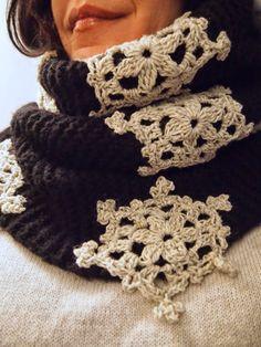 VMSomⒶ KOPPA: Snow Flowers in the neck