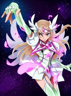 Yuna de Águila  Saint Seiya