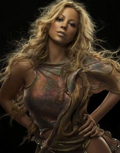 Mariah Carey - loveeee this picture!