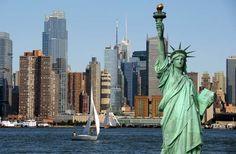 Nueva York :D Me gustaría conocerlo para buscar el Instituto de Cazadores de Sombras :D xD jeje