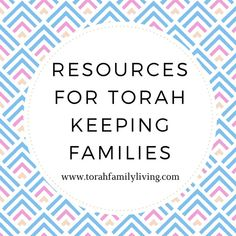A list of some of the best resources specifically for Torah keeping families, homeschooling, parenting. Messianic Judaism, Learning A Second Language, Learn Hebrew, Bible Activities, New Students, Torah, Teaching Kids, Bible Verses, Spirituality