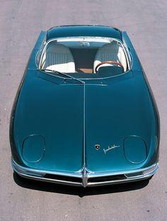 1963 Lamborghini 350GTV.