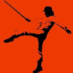 A Clockwork Orange. Alex.