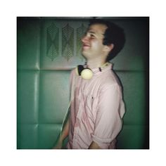 """Chris Baio, Vampire Weekend.....saw them again last night and he plays the shit out of """"Ya Hey"""" live!!!!"""