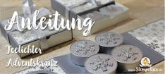 stampin up blog anleitung advent teelicht mini adventskranz sterne winter stempeltier maße eskimo ausgestochen weihnachtlich cookie cutter verpacken
