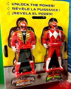 Open The Toy: Saban's Power Rangers Super Megaforce Deluxe Legendary Morpher