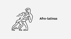 All About Dance Pictograms by oraviva! designers, via Behance